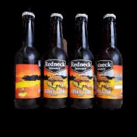 Cerveza Artesanal Honky Tonk Ambe 4 Botellas