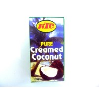 Crema de Coco en Bloque Ktc 200g