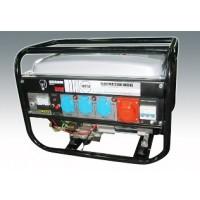 Generador a Gasolina 3000W Trifásico Arranque Eléctrico