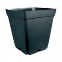 Maceta Cuadrada Negra 18X18 5,5 Litros