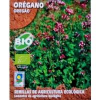 Orégano. Cultivo Ecologico. Envase Hermético
