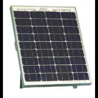 Panel Solar para Pastor Eléctrico con Soporte
