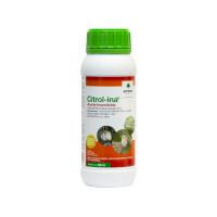 Sipcam Jardín Citrol-Ina Insecticida Aceite Parafina 79%, 500 Ml