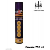 Spray Aerosol Mata Moscas, Mosquitos E Insectos Masso Stopa Voladores 750Ml