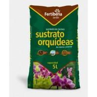 Sustrato para Orquídeas de Fertiberia