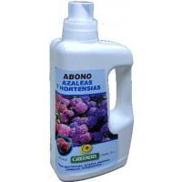 Abono Liquido Azaleas y Hortensias. 1 L