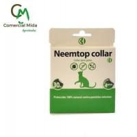 Collar Gatos Neemtop Repelente Natural de Todo Tipo de Insectos