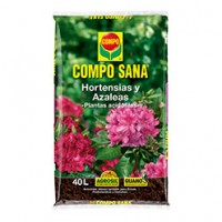 Compo SANA Hortensias y Azaleas, Substrato de Compo