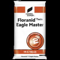 Floranid Twin Eagle Master, Abono NPK (Mg) 19-5-10 (2) con Nitrógeno de Liberación Lenta  de Compo