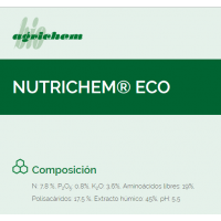 Nutrichem ECO, Abono Líquido de Agrichem