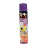 Spray Aerosol Insecticida contra Moscas E Insectos Voladores Master FLY 750Ml