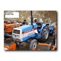 Tractor Mitsubishi  Mitsubishi Tractor