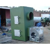 Calefancción Biomasa para Granjas