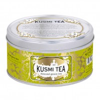 Green Tea With Almond 125 Gr.