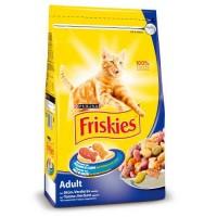 Pienso para Gatos Purina Friskies Atún & Verd