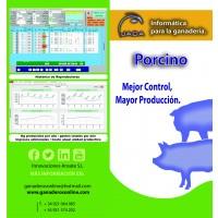 Software Ganadero para Porcino