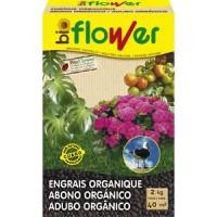 Abono Orgánigo - Guano - Bio Flower 2Kg