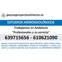 Estudios Hidrogeológicos