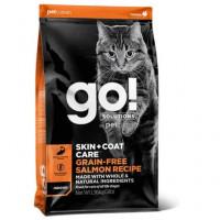 GO! SKIN + COAT Grain Free Salmon Cat 1,4Kg