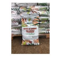 Humus de Lombriz-Vermicompost Ecológico 20L P