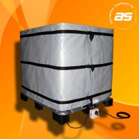 Mantas Calefactoras para Tanques IBC de 1000 Litros