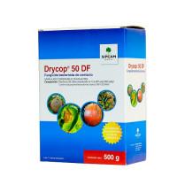 Sipcam Jardín Fungicida Preventivo de Contacto Drycop 50, 500 Gr