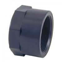 Tapón PVC Rosca Hembra 1.1/2'' PN10
