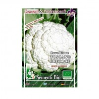 Coliflor Precoz de la Toscana Eco - 50 Gr Semillas Ecológicas