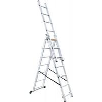 Escalera Aluminio Extensible 3X7Mtrs