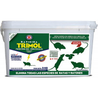 Trimol, Mini Óvulos, Cubo 3 Kg