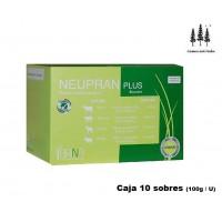 Caja 10 Sobres Neupran Plus 100g Pienso Complementario Vacas, Terneros, Cabras y Ovejas