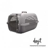 Dogit Pet Voyaguer Mgris/gris