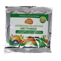 Herbicida Selectivo Metrimax - Dosis Mochila 15 L - 30 Gr. Anti Maleza y Malas Hierbas para Cultivos y Huerta, Autorizado Jardinería Exterior Doméstica