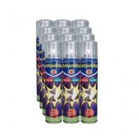 Insecticida Spray Antipolillas Protector de Armarios con Perfume Manzana - Pack Ahorro 12 X 300 Ml