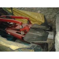 Maquina Recolectora de Almendras y Aceitunas