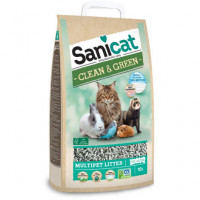 Sanicat Clean&green Celulosa 10 L