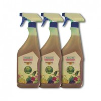 Disebi Fungicida Ecológico Spray 750 Ml, Pack 3 Envases