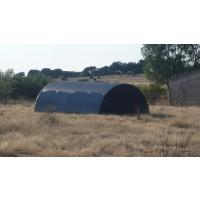 Refugio y Casetas para Cerdos