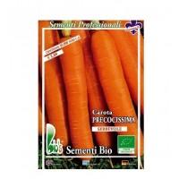 Zanahoria Touchon Eco - 500 Gr Semillas Ecológicas
