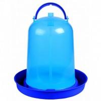Bebedero para Pollos Eco 8 Litros Azul
