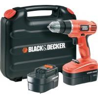 Black&decker Taladro/atornillador Epc18Cabk-Q
