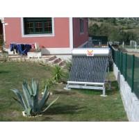Calentador Solar 210 Litros