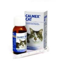 Calmex Suplemento Tranquilizante para Gatos - 60 Ml