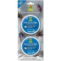 Cebo Insectos Hogar, Blister de 2 Uds