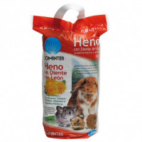 HENO con Diente de León 500g + 200g Gratis