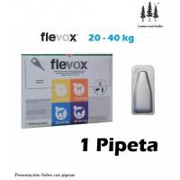Pipeta Flevox 2,68 Ml Pulgas Garrapatas Fipro