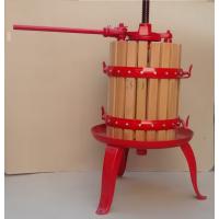 Prensa Manual de Vino Diámetro 35 Cm - 50 Lit