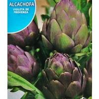 Alcachofa Morada- Violeta de Provenza. Envase Hermético de 1Gr/20 Semillas