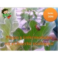 Curso de Plagas y Enfermedades en el Huerto Ecológico