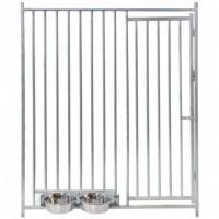 Frente C/puerta Barras BOX 150X185